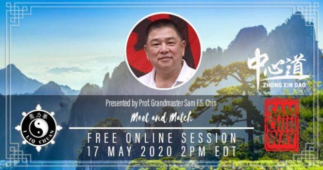 Free Online Session - GM Sam Chin Presents Meet & Match