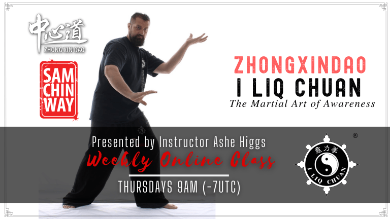 English Language Class - Instructor Ashe Higgs