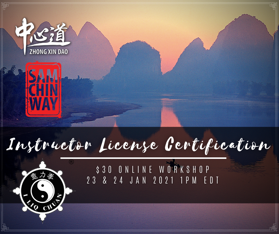 I Liq Chuan Instructor Certification