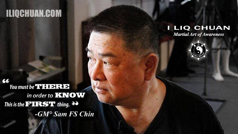 "GM Sam Chin quote ""You must be there to know"""