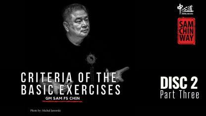 Criteria of The Basic Exercises Disc 2, Part 3