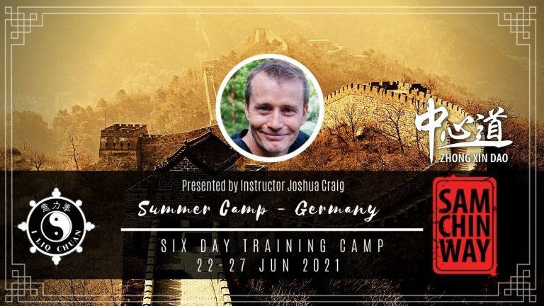 Instructor Joshua Craig - German Summer Camp