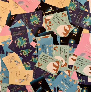 image of Amrita cards