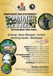 Austrian Summer Retreat With Instr. Lubo Tzolov