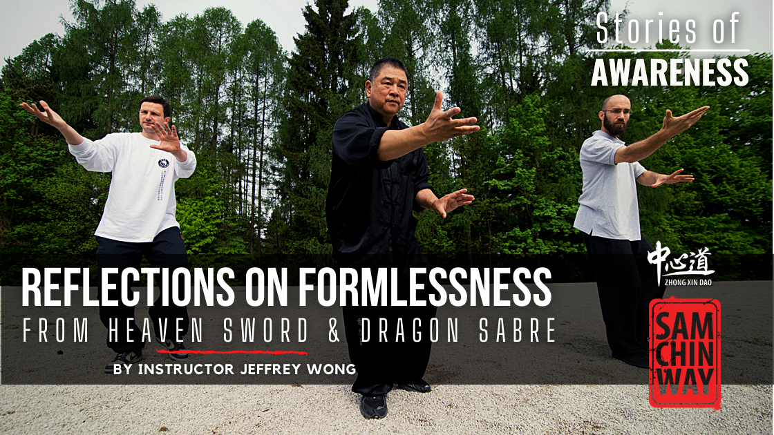 GM Sam Chin & students demonstrate the 21 Form